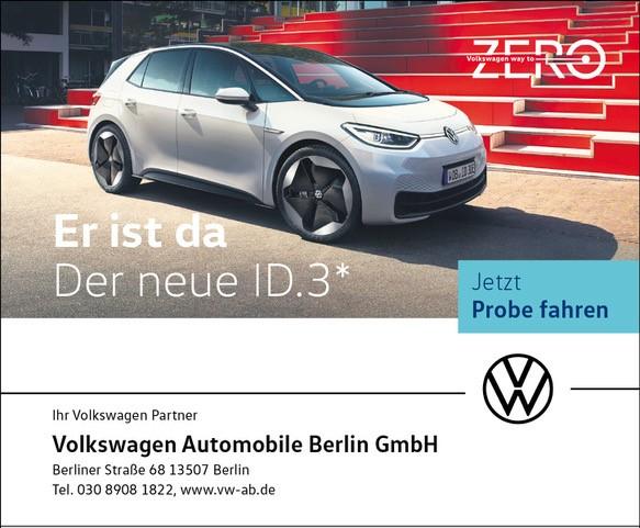 VW ID.3 Elektromobilität der neuesten Generation